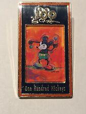 One Hundred Mickeys Pin Series (MM 040) - LE 3500 Disney Disneyland Mickey