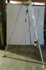 Confined Space Msec Tripod Safety Tripod With Fcp French Creek Winch 310 Lbs