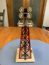 american flyer 774 Light Tower Manufactured By Lionel No 49814