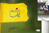 JACK NICKLAUS SIGNED/AUTOGRAPH 8X10 PHOTO JSA CERTIFIED MASTERS PHOTO