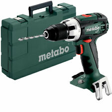Metabo BS18LT 18V Quick Drill Driver With Carry Case 602334840