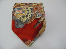 GERARD SILK TIE SETA CRAVATTA MADE IN ITALY  A2039