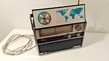 Tokyo Panda World master Radio receiver AM/LW/SW/MB/FM/VHF1/VHF2 Vintage