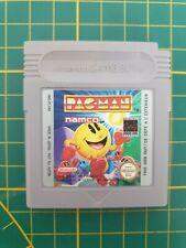 GAME BOY GAMEBOY COLOR GB GAME JEU PACMAN PAC-MAN NAMCO DMG-PC-FAH