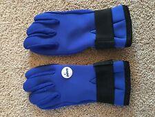 DAVIS 3mm Scuba Dive Gloves - sz Medium excellent condition