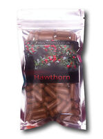 Hawthorn Extract ( 5:1 equivalent to 2,500mg),  Vegetarian Capsules