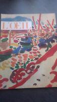 OJO Revista de Arte N º 103-104 1963 IN Folio ABE