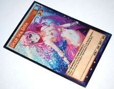 Deep Sea Diva YUGIOH orica SECRET RARE proxy altered art alternative