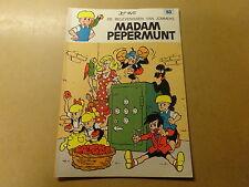 STRIP / JOMMEKE 63: MADAM PEPERMUNT | Herdruk 1984