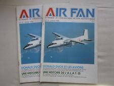 AIR FAN 17 HISTOIRE ALAT ESCADRILLE 55S SEA HARRIER DROLE DE GUERRE T-33C