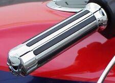 Suzuki Volusia Intruder 1500 Boulevard S40 C50 M50 C90 M90 CHROME SKULL GRIPS