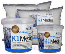 More details for evolution aqua k1 pond filter media - 1l, 5l, 25l, 50l -  static or moving bed