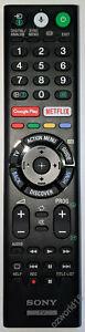 RMF-TX200A RMFTX300A. Genuine SONY 4K TV Netflix Google play voice mic Remote
