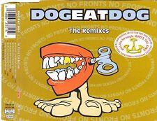 cd-single, Dog Eat Dog - No Fronts The Remixes, 5 Tracks