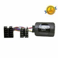 CTSVX001.2 Steering Wheel Stalk Control Adaptor For VAUXHALL Astra Corsa Omega