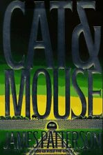 Cat and Mouse (Alex Cross Novels) by James Patterson