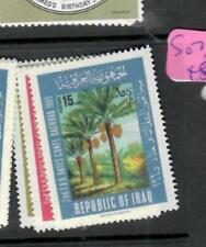 IRAQ (P0106BB) FAO    SG 707-9       MNH