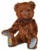 """BNWT *Limited Edition of 100* Rocco 15"""" Merrythought Teddy Bear"""