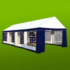 Wallaroo Premium 4x8 outdoor event marquee Blue+White
