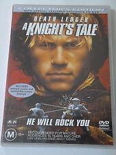 A Knight's Tale (DVD, 2004) Heath Ledger