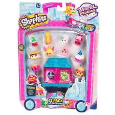 Shopkins Season 8 - World Vacation America 12 Pack Toy