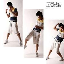 Men's Gym Jogging Shorts Summer Joggers Casual Half Trousers Pants Sweatpants