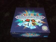 PICTURE MILLIONAIRE-FAMILY BOARD GAME-BY CELADOR INTERNATIONAL 2004