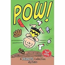 Charlie Brown: POW!: A Peanuts Collection-ExLibrary