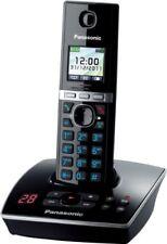 Panasonic Kx-tg8061gb schwarz schnurloses Telefon mit Anrufbeantworter