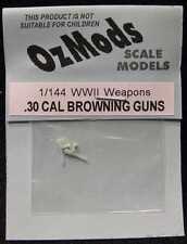 OzMods 1/144 AMERICAN WWII .30 CAL BROWNING MACHINE GUN