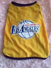 Lakers Dog Shirt