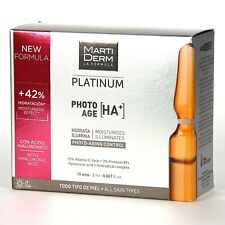 MARTIDERM PLATINUM PHOTO AGE HA 31 AMPOULES  2ML PROTEOGLYCAN