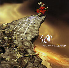 KORN - Follow The Leader (CD 1998) USA Import EXC Ice Cube*Fred Durst*Hardson
