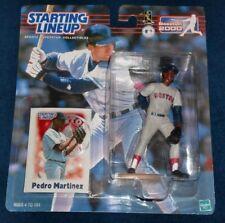 Pedro Martinez 2000 Mlb Starting Lineup - Boston Red Sox - New York Mets