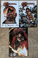Magdalena Comic Lot Magdalena Origins Volume 1 and 2 The Magdalena Top Cow Trade