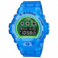 Casio G-Shock Digital Watch Translucent Blue Resin DW-6900LS-2 / DW6900LS-2