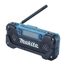 Makita 12v Max Radio Portable Cordless Mobile From Japan New