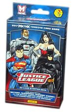Panini MetaX  Justice League TCG 50 Card Starter Deck, New and Sealed