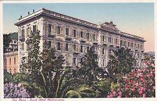 SAN REMO - Grand Hotel Mediterraneo