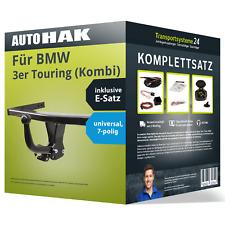 Anhängerkupplung starr für BMW 3er Touring (Kombi) +E-Satz (AHK und ES) PKW NEU