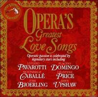 Opera's Greatest Love Songs Used - Good [ Audio CD ] Various