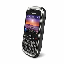 BRAND NEW BLACKBERRY CURVE 9300 - 2MP - 3G - WIFI - GPS- BLACK- BOXED -UNLOCKED