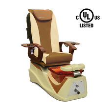 Lenoir Full Function Shiatsu Massage Pedicure Spa Chair / Free Pedicure Stool