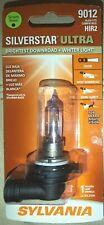 (1) SYLVANIA SilverStar ULTRA 9012 HALOGEN HEADLIGHT LAMP BULB New (Fits HIR2)