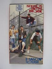 New Kids on the Block: Hangin Tough VHS