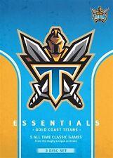 NRL - Essentials - Gold Coast Titans