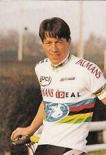 Mario DE CLERCQ Cyclisme wielrennen PALMANS IDEAL 98 wielersport wereldkampioen