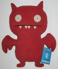 RARE! Red HOLIDAY 2007 JAPAN EXCLUSIVE ICE-BAT Uglydoll ONLY 100 MADE! MUST HAVE