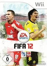 FIFA 12 (Nintendo Wii, 2011, DVD-Box)