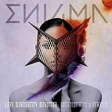 Love Sensuality Devotion: Greatest Hits & Remixes by Enigma (CD, Sep-2016)